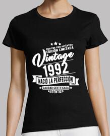 1992 la perfection est née