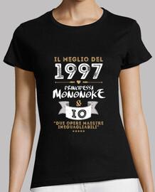 1997 mononoke princessa & io italiano