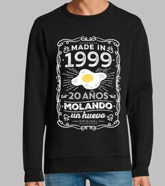 1999 20 ans mol and o un oeuf