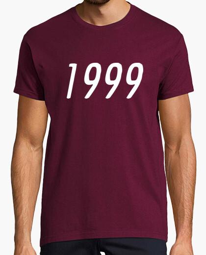 Camiseta 1999 white men