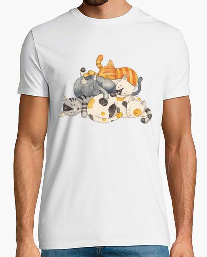 1. Cat Nap - Siesta Time (camiseta)