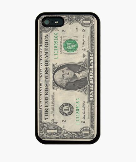 Funda iPhone 1 Dolar 5-5S