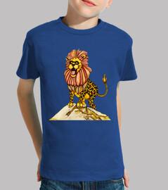 1. El león jirafa