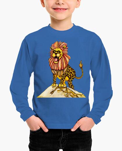 Ropa infantil 1. El león jirafa