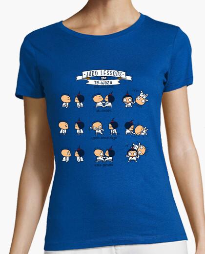1 Judo Unterricht T Shirt 1386517 Tostadora De