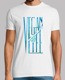 1. la vie végétalien (t-shirt)