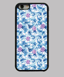 1. morning glory floral pattern