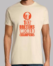 1 ST World Champion Bretons