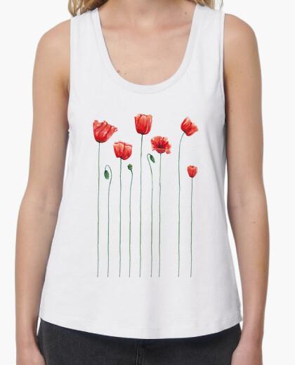 Camiseta 1. Tiempo de amapolas