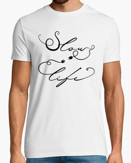 Camiseta 1.Slow Life