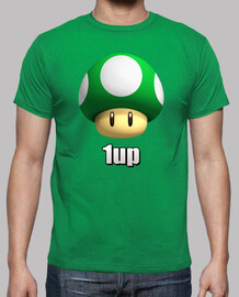 1up Mushroom (Life) - Super Mario Bros