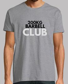 200KG Barbell club