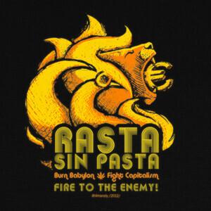 Camisetas 2012 - Rasta sin pasta