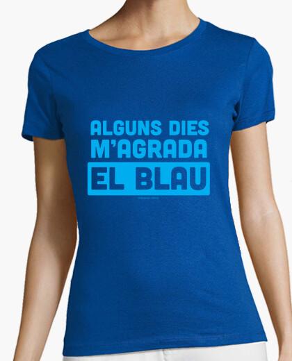 2015 - some days I like the blau t-shirt