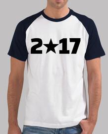 2017 stelle
