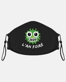 2020 año mal humor virus covid