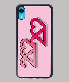 2020 love, Funda iPhone XR