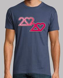 2020 love, Hombre