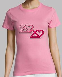 2020 love, Mujer