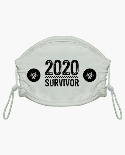 Mascarilla niño 2020 Survivor
