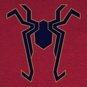 Camisetas 213 - Iron Spider
