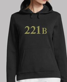 221B baker street sudadera M
