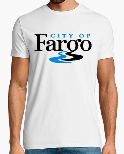 Camiseta 231 - fargo, dakota del norte