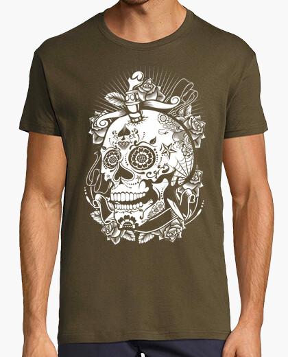 Tee-shirt 244028 crâne