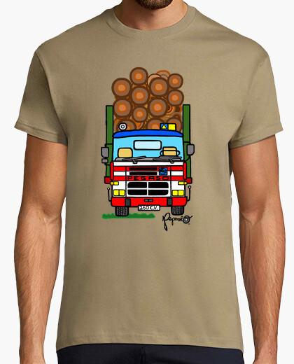 Tee-shirt 260 bois cambiobola