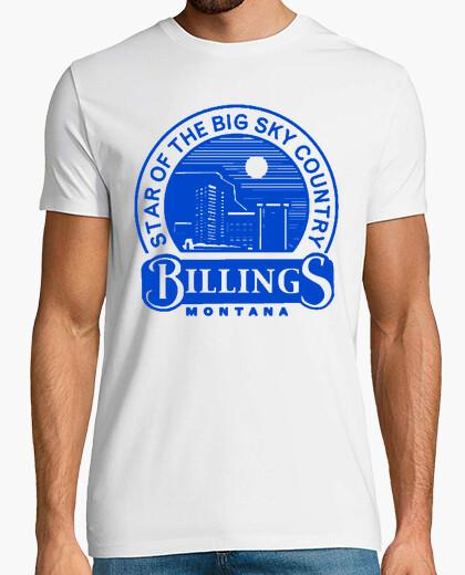Tee-shirt 261 - Billings, Montana