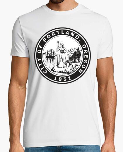 Camiseta 26 - portland, oregon