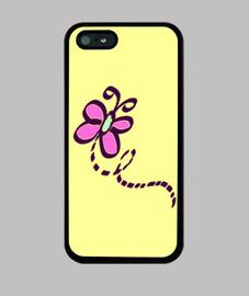 298753. Mariposa volando