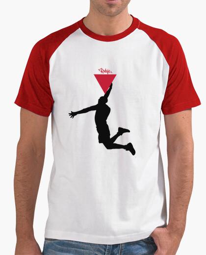 Camiseta 2 colores Rodaja Dunk H
