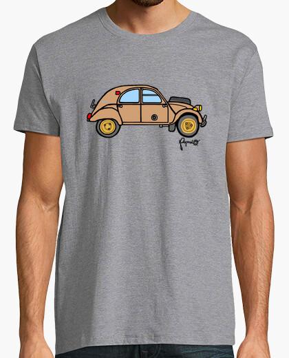 Camiseta 2 CV 4X4 SAHARA 1962
