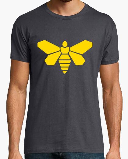 Camiseta 2 polilla de oro