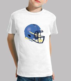 2 prendas en 1: camiseta + casco )