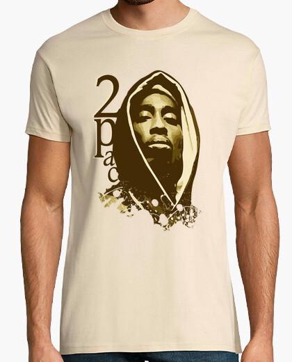 Camiseta 2Pac