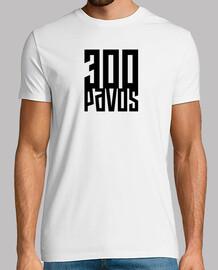 300 pavos - Blanco guapo