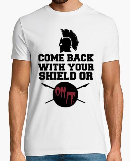 Camiseta 300 Spartan Honor