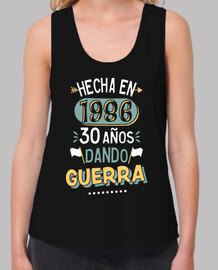 30 anni dando la guerra. 1986