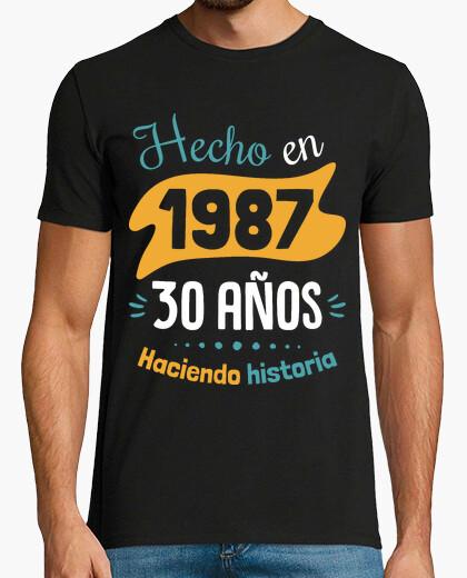 T-shirt 30 anni di fare la storia