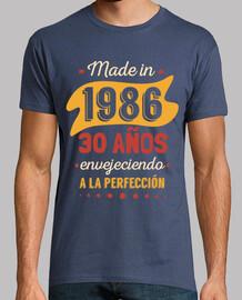 30 anni di invecchiamento alla perfezione