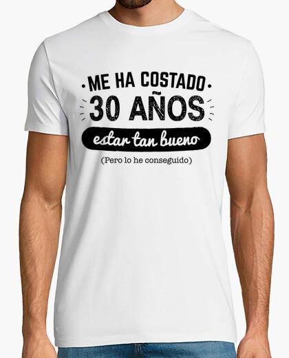 Camiseta 30 Años Para Estar Tan Bueno v2, 1989