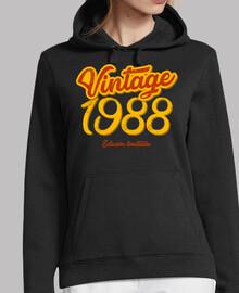 30 años Vintage 1988