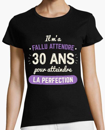 Tee-shirt 30 Ans Pour Atteindre La Perfection v3