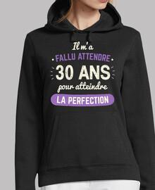 30 Ans Pour Atteindre La Perfection v3