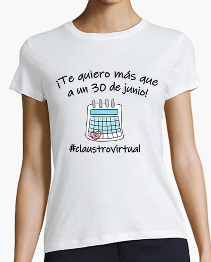 Camiseta 30 de junio negro