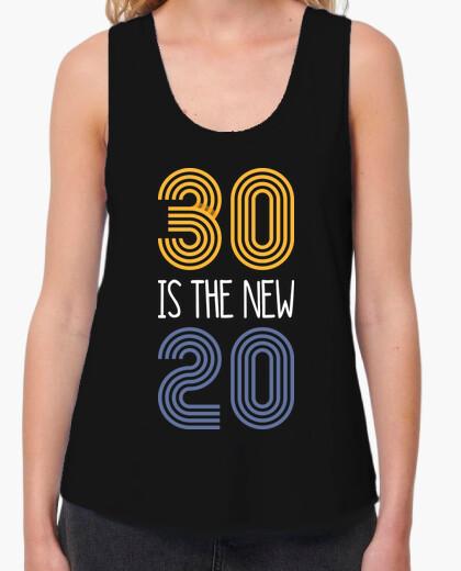 T-shirt 30 è il nuovo 20, 1989