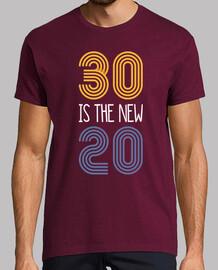 30 est le nouveau 20, 1990