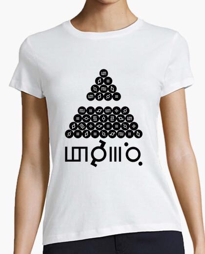 Camiseta 30 Seconds to Mars Black